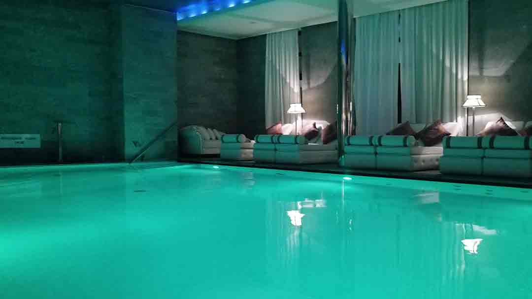 Best Paris spa experience: Les Bains de Léa