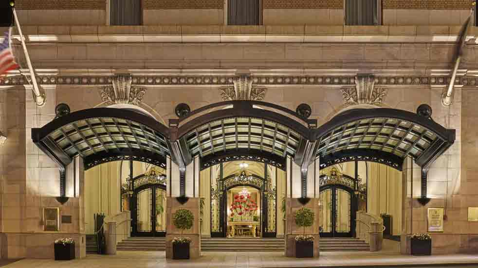 Stay: Palace Hotel, San Francisco