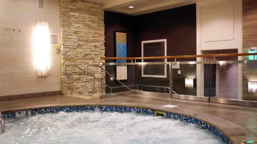 Spa: Qua Baths & Spa at Caesar's Place, Las Vegas