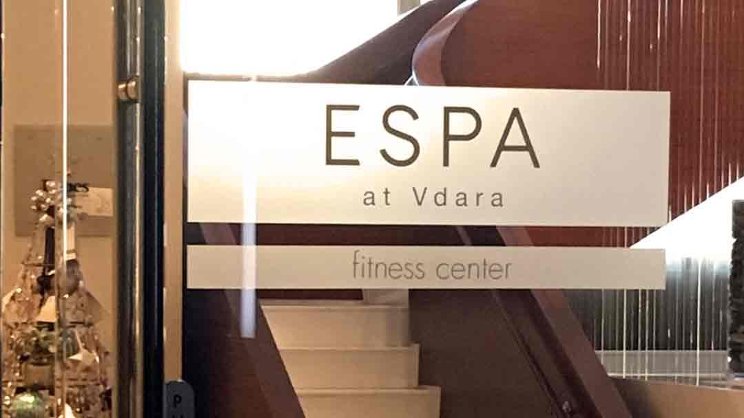 Spa: ESPA at Vdara, Las Vegas