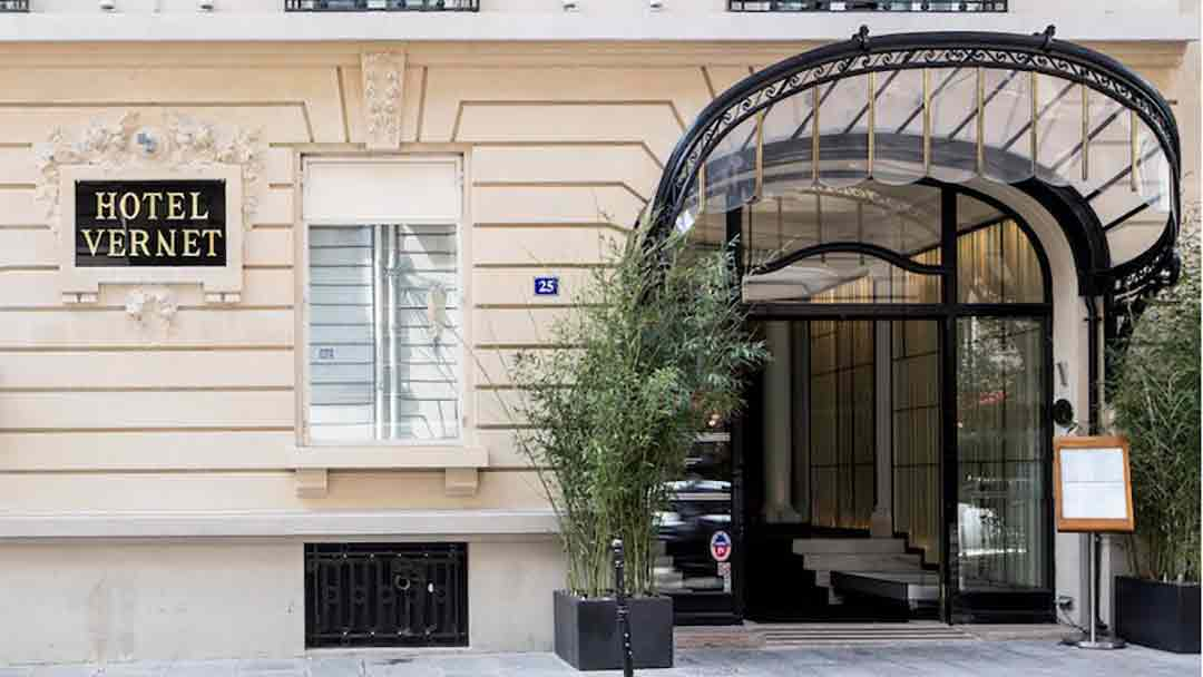 Hotel Vernet: luxury design, comfort, and value in a Paris hotel